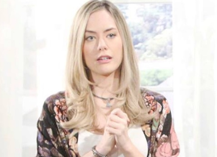 The Bold and the Beautiful Star Annika Noelle Opens Up About