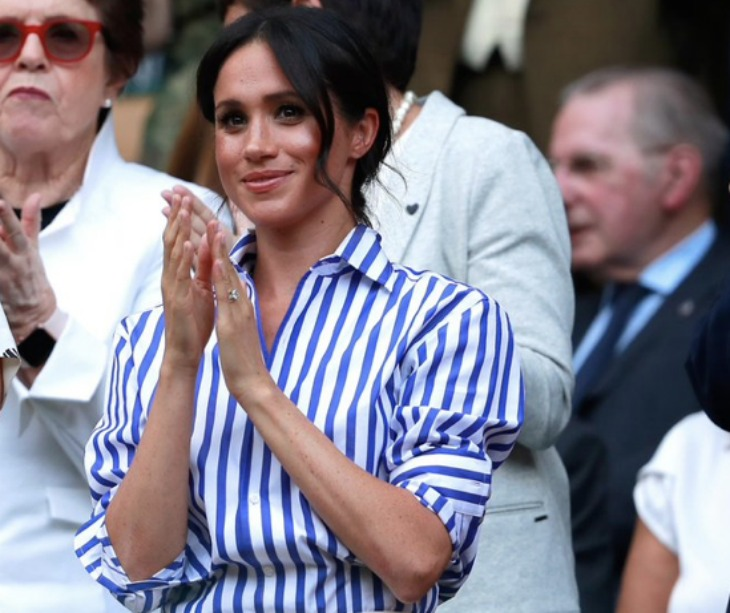 Meghan Markle To Take On An Important Role For Prince