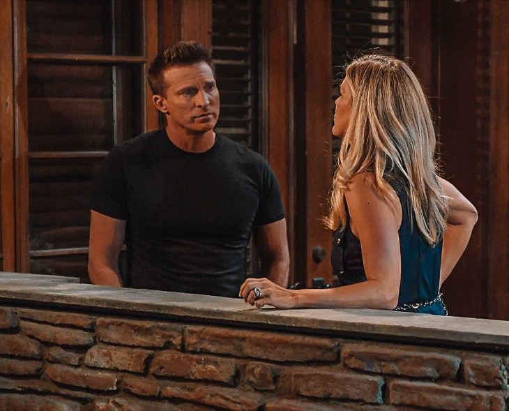 Carly on gh dating