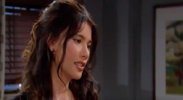 Bold and the Beautiful Spoilers Wednesday, February 6: Steffy Faces