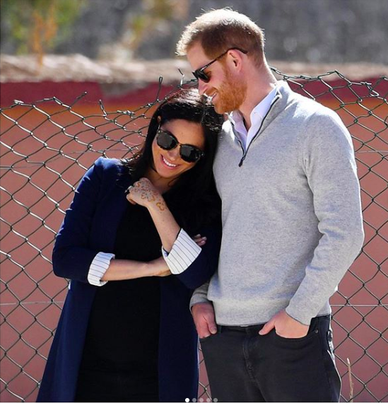 Prince Harry And Meghan Markle Respond To Fans' Global