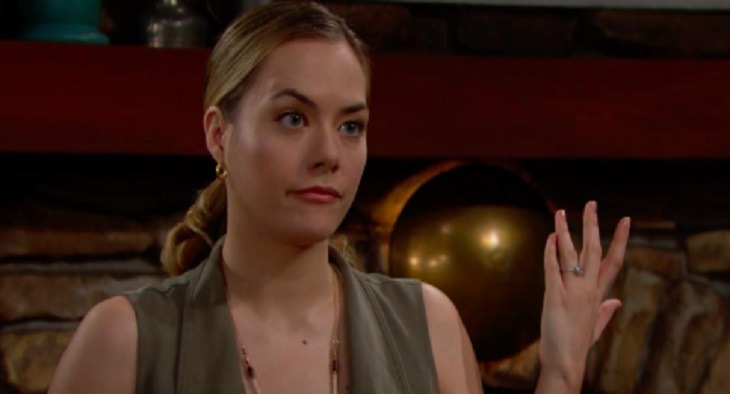 Bold and the Beautiful Spoilers: Hope In Danger - How Far Will