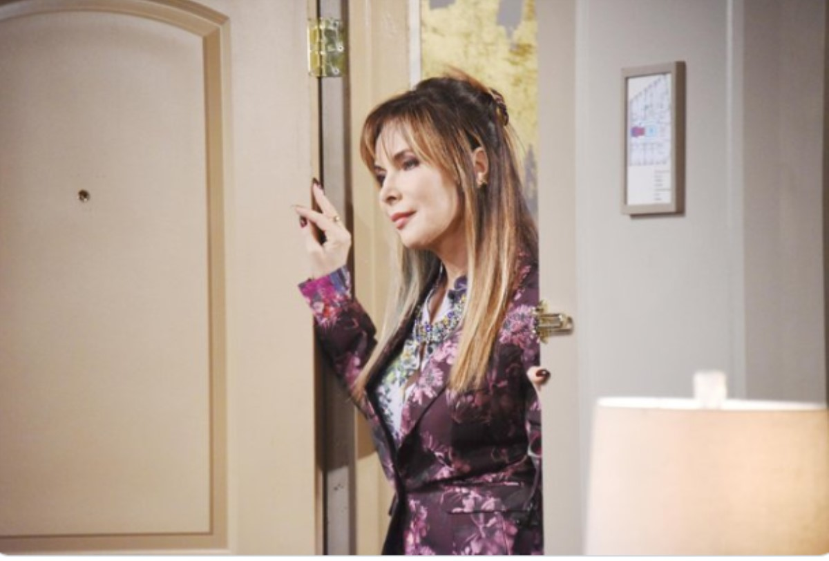 Days Of Our Spoilers Comings And Goings Lauren Koslow Teases Judi Evan S Return Celebrating The Soaps Lauren koslow is an american actress. lauren koslow teases judi evan s return