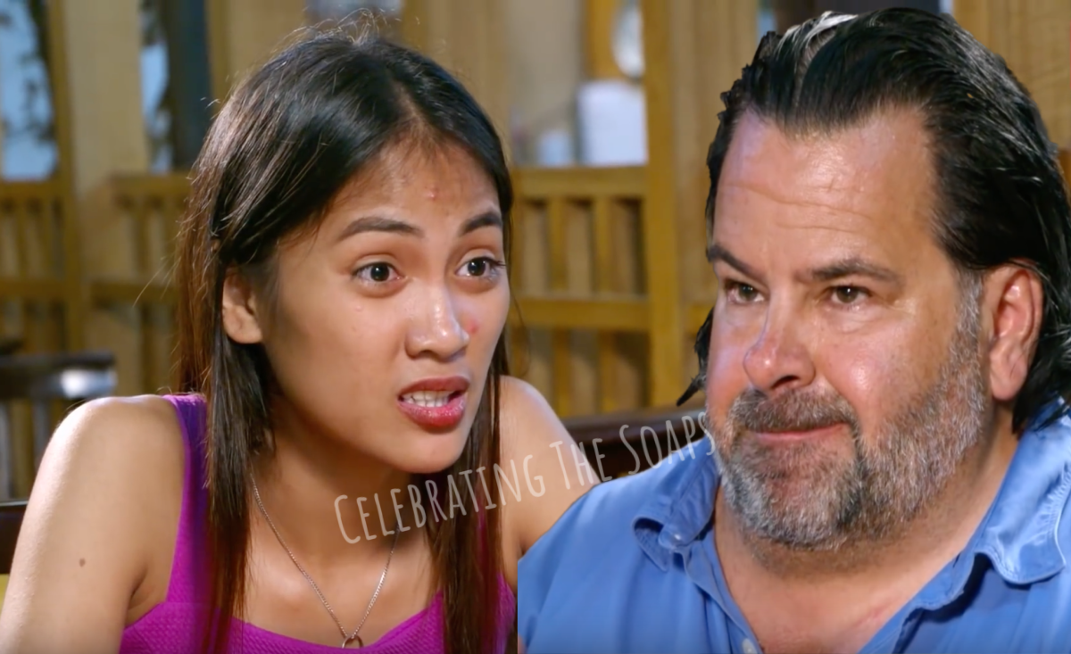 '90 Day Fiancé: Before The 90 Days' Spoilers: Ed Asks Rosemarie To Take an STD Test ...